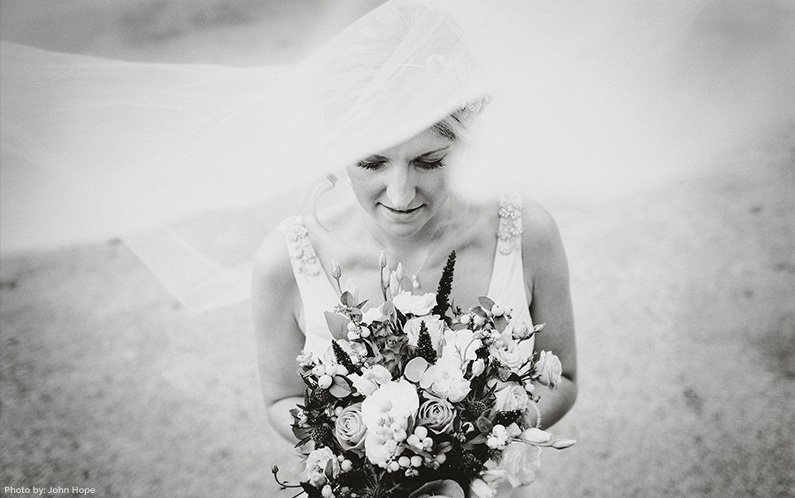 To Veil or Not to Veil? The Question for Modern Brides