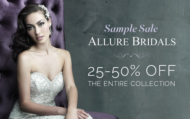 Allure Sample Sale