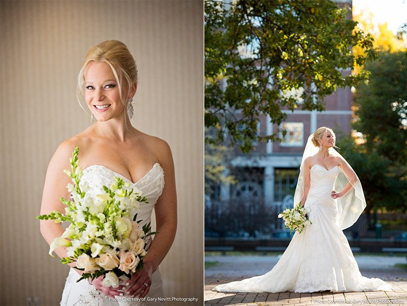 April 2015 Bride Of The Month: Jill Simone!