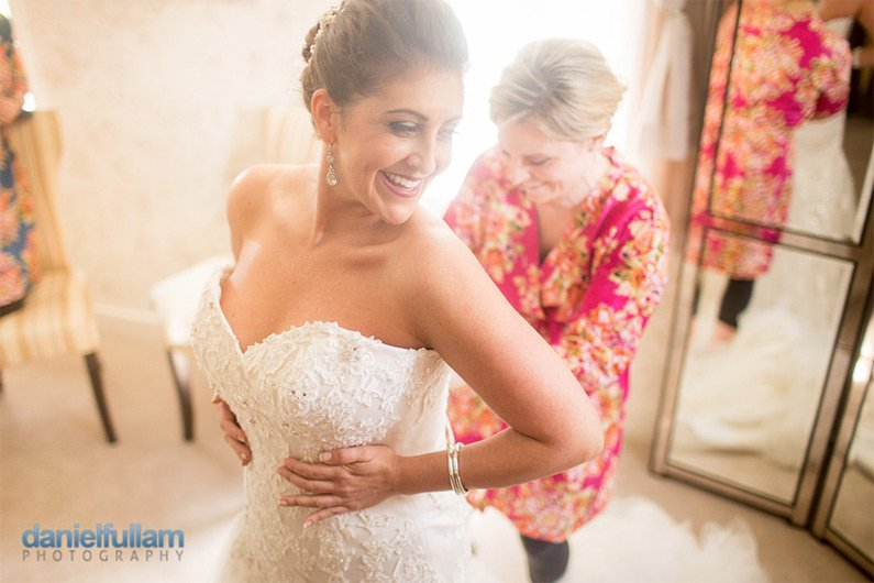 A Barn Wedding: Julie & Justin