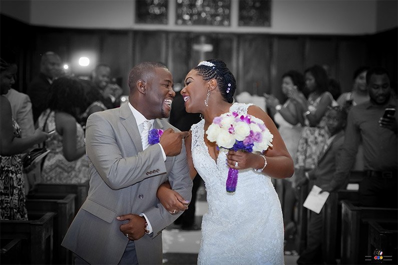 Married in Jamaica: Kadi & Douglas