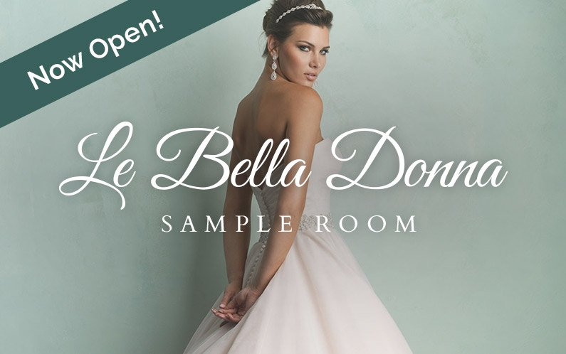 Now Open! The Sample Room