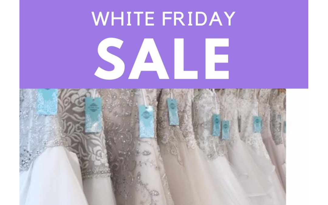 Coming Soon: White Friday Sale