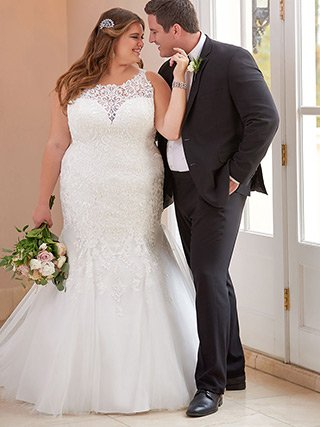 Plus Size Le Bella Donna Wedding Dresses In Philadelphia Le