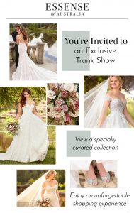 Essense-of-Australia-Trunk-Show-Le Bella-Donna-Bridal-Jenkintown-PA